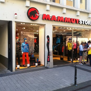 mammut store outdoor neumarkt viertel k ln. Black Bedroom Furniture Sets. Home Design Ideas