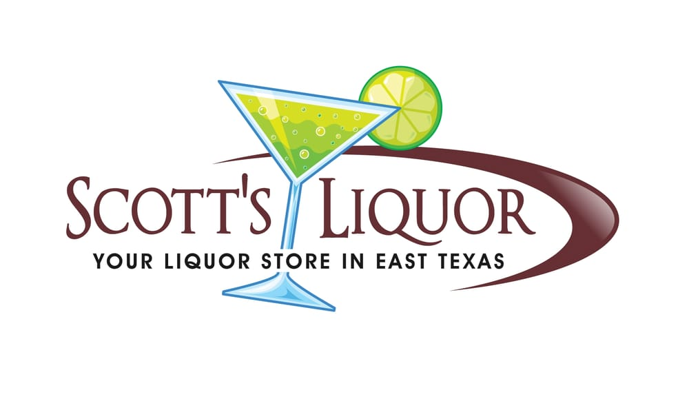 Jewett (TX) United States  City new picture : Scott's Liquor Scott's Liquor logo. Jewett, TX, United States
