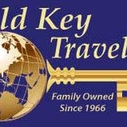 Gold Key Travel Ltd logo