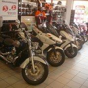 Moto-Bike-Shop Honda, Offenburg, Baden-Württemberg