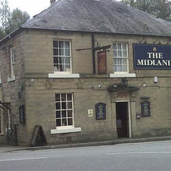 Midland Hotel, Matlock, Derbyshire