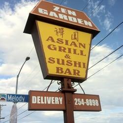 Asian garden grill VERY
