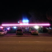 R Bar - Treasure Island, FL, États-Unis. The front of the building