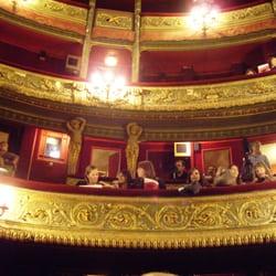 Théâtre du Gymnase, Paris, France