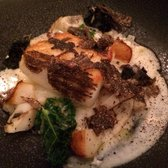 Icelandic Cod with Black Truffles