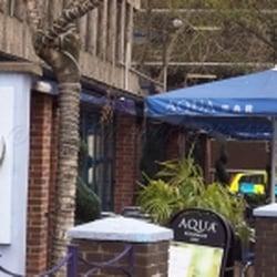 Aqua Bar & Restaurant, Bristol, UK