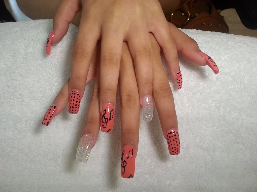 Nails lux ~ Beautify themselves with sweet nails