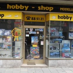 hobby-shop W. Stemplinger, München, Bayern