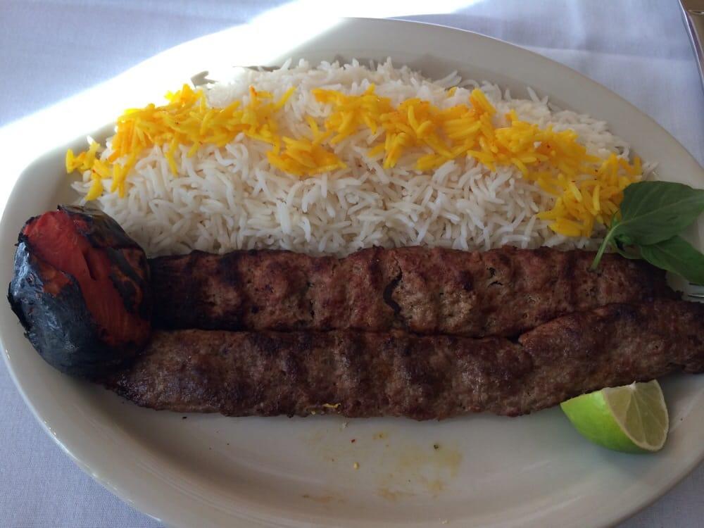 Persian Restaurant In San Francisco Ca