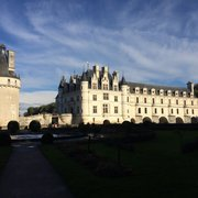 The Chateau in the afternoon