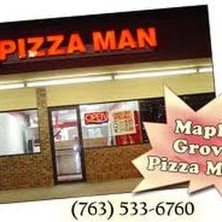 pizza man maple grove mn yelp. Black Bedroom Furniture Sets. Home Design Ideas