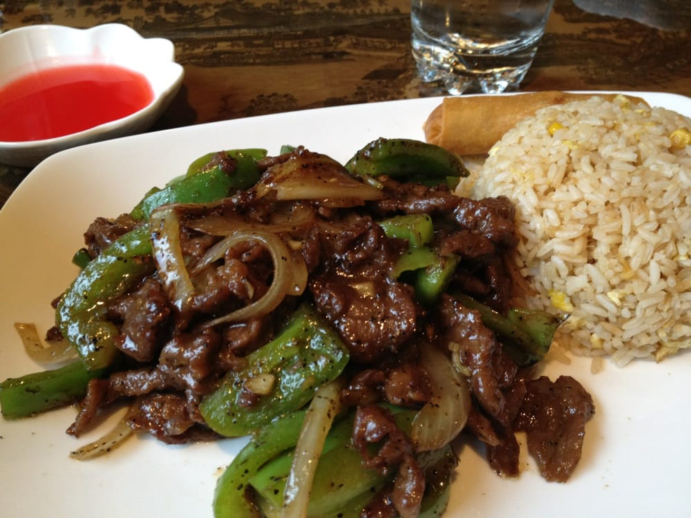 Pepper steak and onion yelp for Aki japanese cuisine