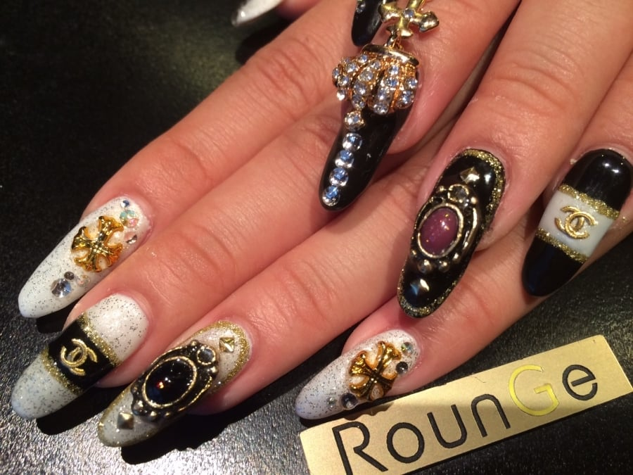 Funky Nyc Nail Designs Inspiration Nail Art Design Ideas