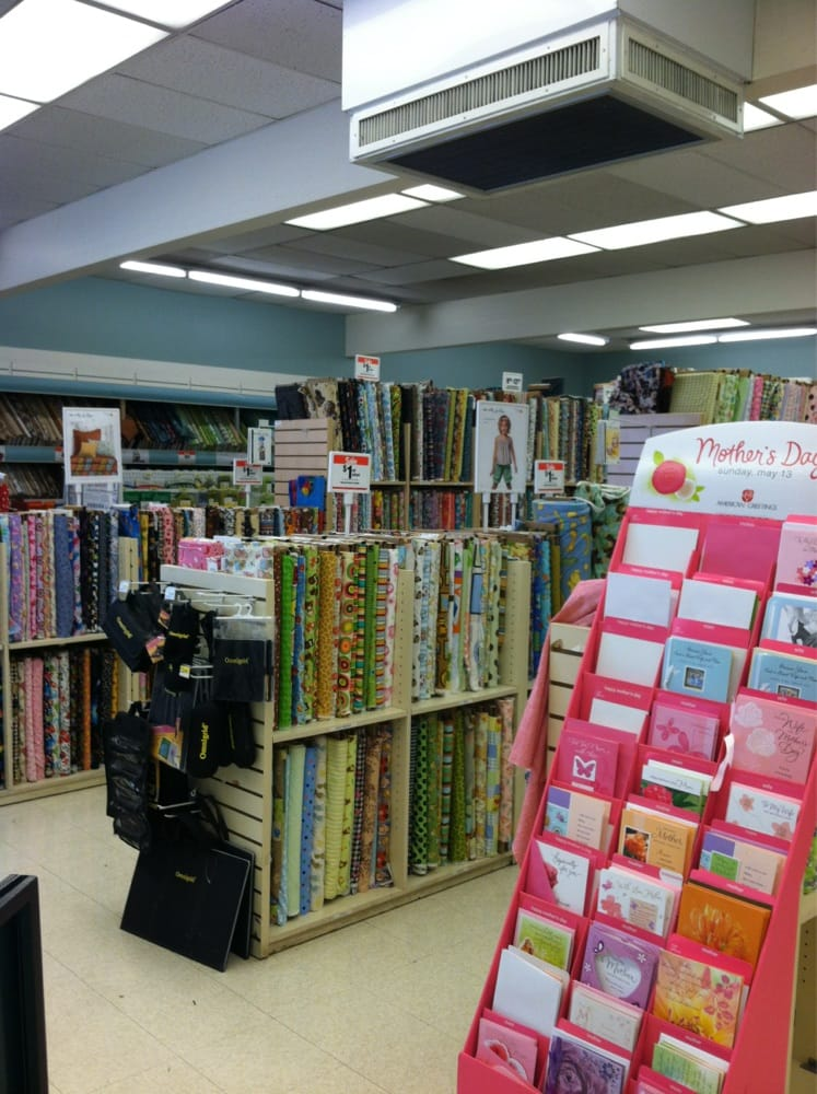 Jo ann fabrics and crafts fabric stores millcreek for Joann craft store near me