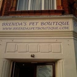 Brendas Pet Boutique, London, UK