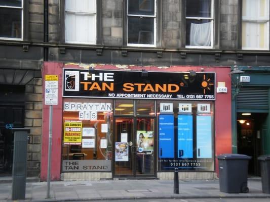 the tan stand newington edinburgh united kingdom yelp. Black Bedroom Furniture Sets. Home Design Ideas