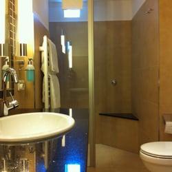 Badezimmer im Komfort Zimmer