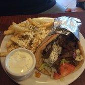 Greek food yakima