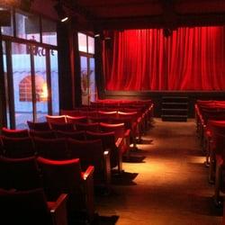 La Cie du Café-Théâtre - Nantes, France. Salle Anne Roumanoff (120 places)