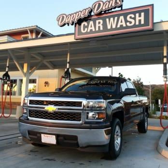 Dapper Dan Car Wash Santa Clarita