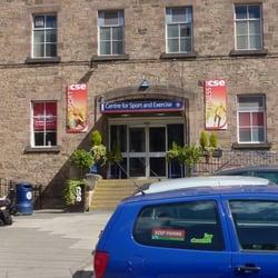 Centre for Sport and Exercise, Edinburgh