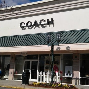 coach leather goods smithfield nc reviews photos yelp. Black Bedroom Furniture Sets. Home Design Ideas