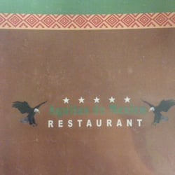 Aguilas de Mexico Restaurant - Newark, NJ, États-Unis. New restaurant name