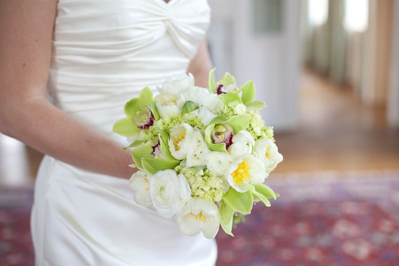 mt pleasant wedding flowers
