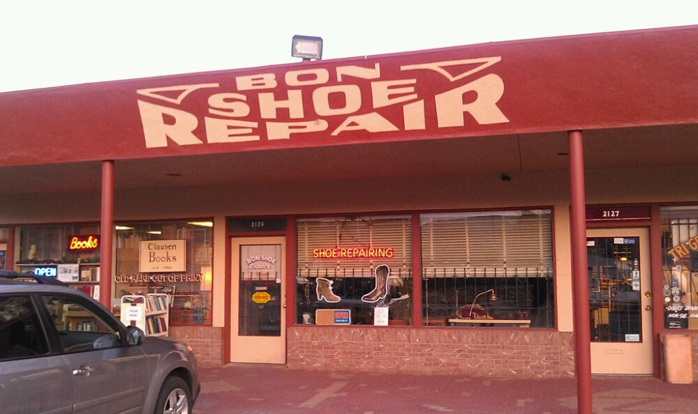 Bon Shoe Repair Colorado Springs Co