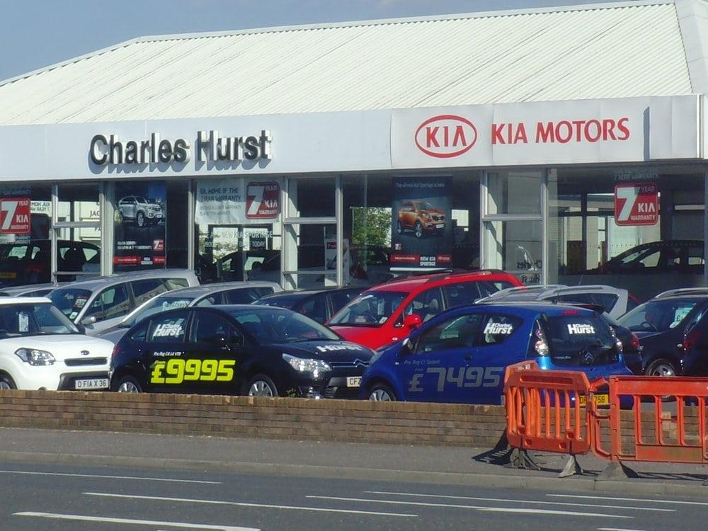 Charles Hurst Kia Car Dealers 62 Boucher Road Belfast United Kingdom Reviews Photos