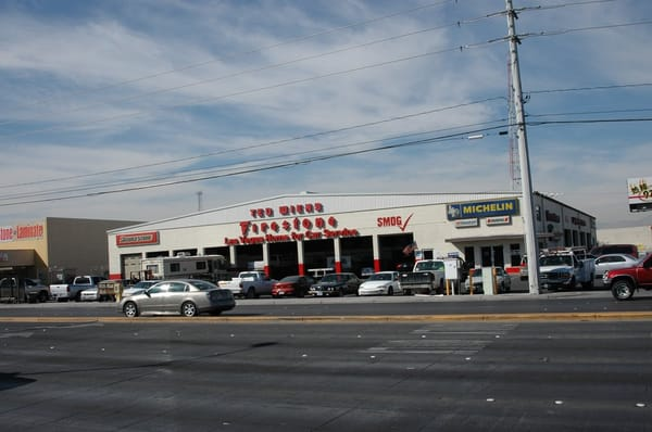 Ted Wiens Tire Auto Centers Chinatown Las Vegas Nv