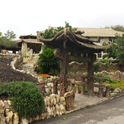 Japanese Tea Gardens San Antonio Tx United States Why Does It Say Chinese Tea Garden