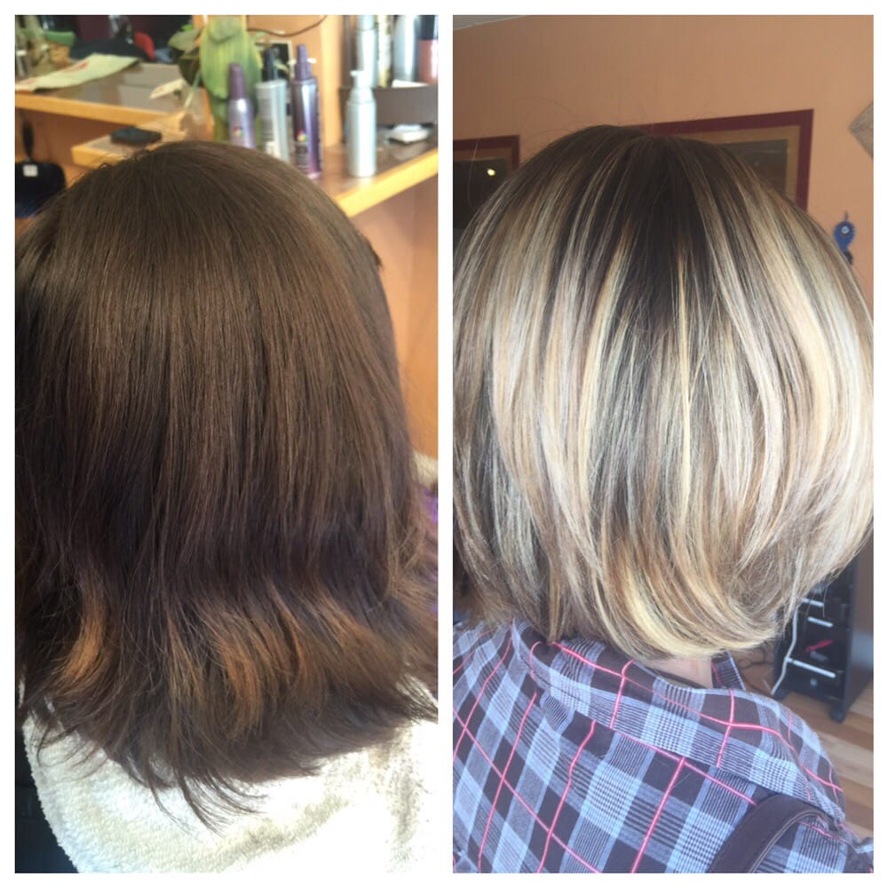 Hair salons near me that does color