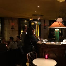 Le Bruant - Paris, France. Le diner!