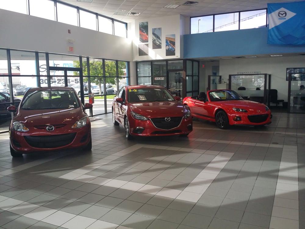 South Motors Mazda Bilhandlare Miami Fl Usa