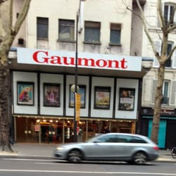 Cinéma Gaumont Alésia - Paris, France