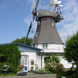 Hochzeitsmühle Vergißmeinnicht, Friedrichskoog, Schleswig-Holstein