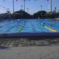 Milander Aquatic Center Swimming Pools Hialeah Fl Yelp