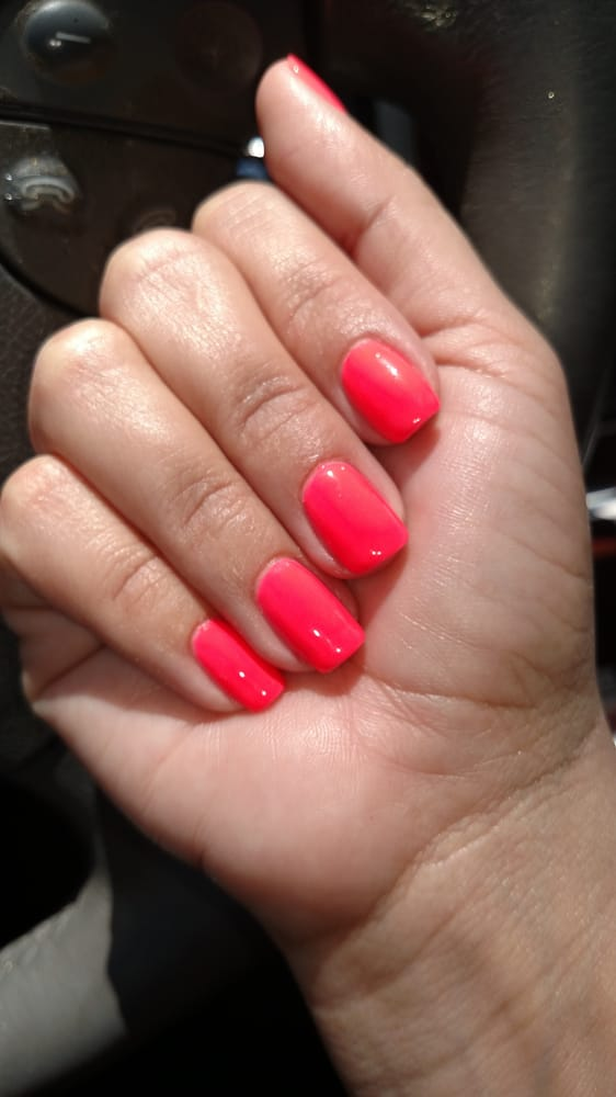 Hanna Nails And Spa St