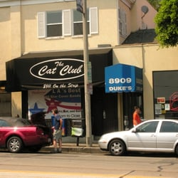 The Cat Club - West Hollywood, CA, États-Unis. Across the Street from the location