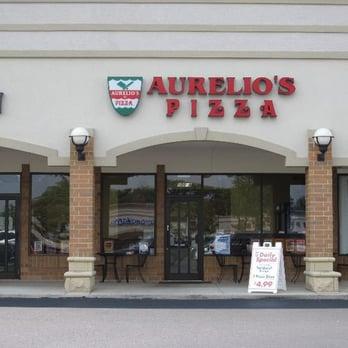 Aurelio S Pizza Oakbrook Food Delivery Villa Park IL United States