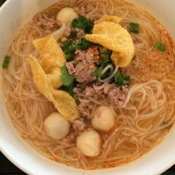 Bangkok Noodle - Springfield, VA, United States. Doo-dee noodle soup ...