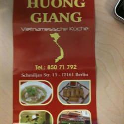 Huong Giang, Berlin, Germany