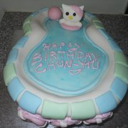 Swimming Pool Cake £80.00