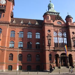 Rathaus / Bezirksamt Pankow, Berlin