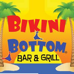 Bikini bottom bar and grill