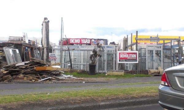 Jacob Demolition Building Supplies Auckland