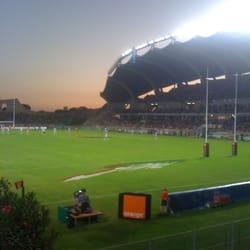 Stade De La Mediterranee, Béziers, Hérault, France