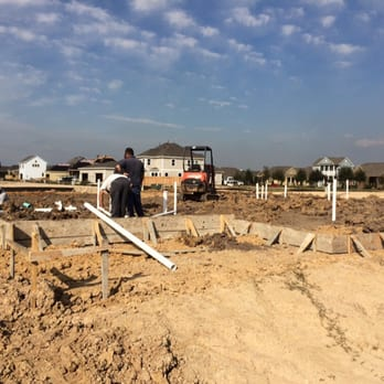 David Weekley Homes Contractor Spring Branch Houston
