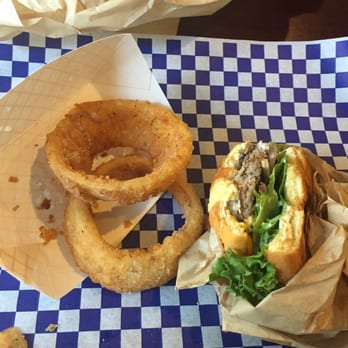 Moonshine Onion Rings Recipes — Dishmaps